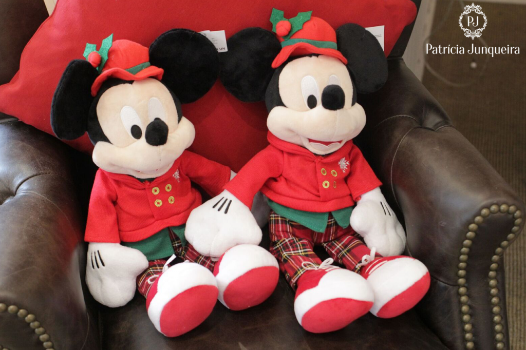 Dicas para decorar a casa no Natal - Mickey & Minnie